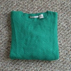 Autumn Cashmere lightweight knit sweater top S